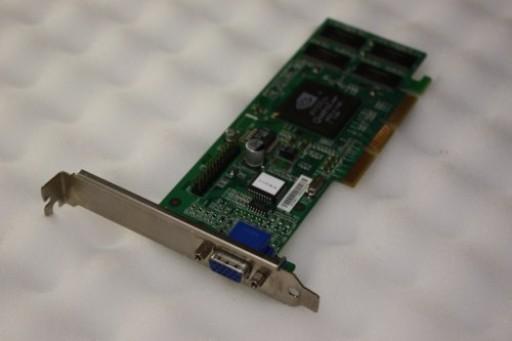 MSI MS-8817 nVidia Quadro2 MXR 32MB AGP VGA Full Size Graphics Card