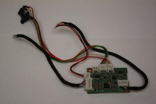HP TouchSmart IQ700 IQ770 IQ771 IQ772 IQ790 5188-6248 IR Receiver Module Cable