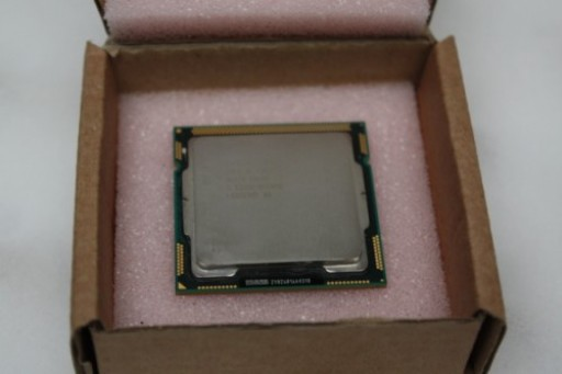 Intel Core i7 i7-860 2.80GHz 8M Socket 1156 Quad CPU Processor SLBJJ