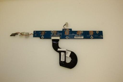 HP Pavilion dv4000 Power Media Button Board Cable 383468-001