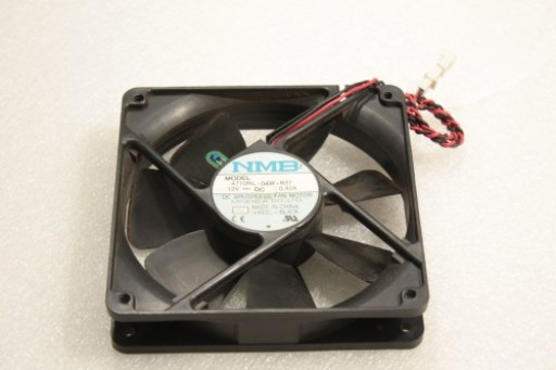 NMB PC Case Cooling Fan 4710NL-04W-B37 120mm x 25mm