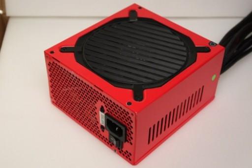 EZcool JSP-700P14P ATX 700W Red PSU Power Supply