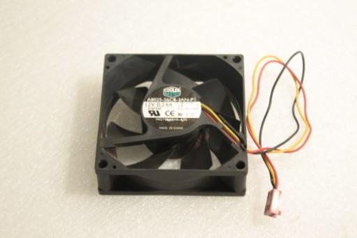 Cooler Master A8025-26CB-3AN-P1 3Pin Cooling Fan 80mm x 25mm
