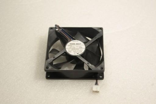 NMB-MAT PC Case Fan 3610RL-04W-B56 4Pin 446343-001 0.38A 92mm x 25mm