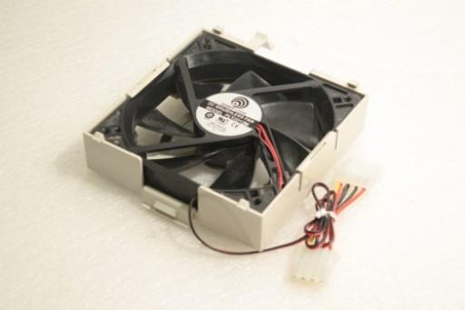 Power Logic PL12D12M Case Fan IDE Pin 120mm x 30mm