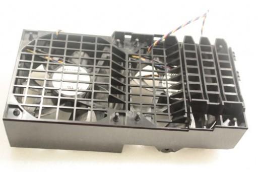 Dell Precision T5500 T3500 Dual Fan Shroud CP232 5Pin