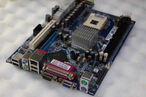 MSI MS-7024 IBM 39J6947 Socket 478 Mini ITX Motherboard