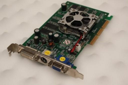 Sparkle GeForce FX5700LE 128MB AGP DVI Graphics Card
