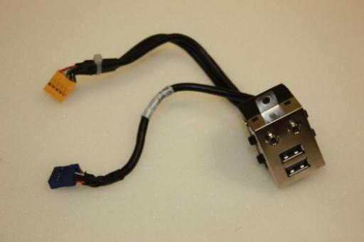 HP Compaq dc7900 USB Audio Ports 457468-001