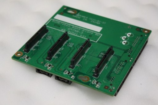 Acer Aspire Predator G7700 Bumblebee Back Plane SATA Board 48.3V201.031