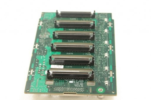 Dell PowerEdge 1600SC SCSI Backplane 6 Ports 0G6971 G6971