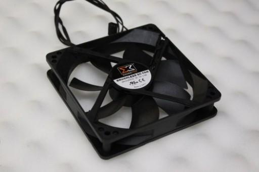 XigmaTek S1202512L 3Pin Case Cooling Fan 120mm x 25mm