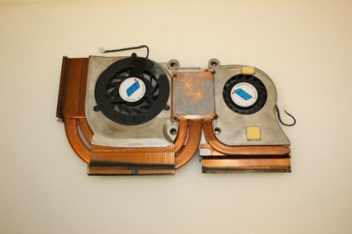 HP Pavilion zd7000 CPU Dual Heatsink Fan 344872-001
