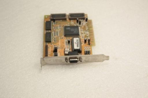 Prolink Cirrus Logic PCI Video Card MVGA-54XXP CL-GD5446-HC-A