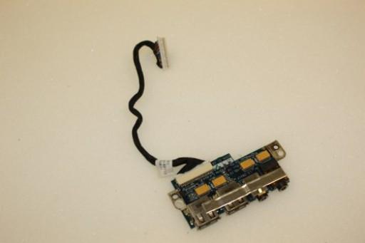 HP Pavilion dv8000 USB Audio Board Cable 408492-001