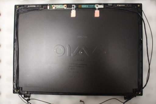 Sony Vaio VGN-SZ Series LID With Camera & Microphone