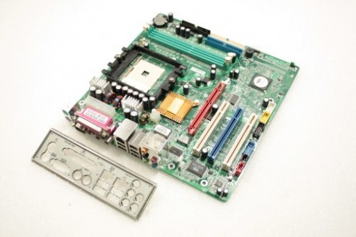 Medion MS-7010 AGP 3x PCI Motherboard AMD Socket 754 DDR