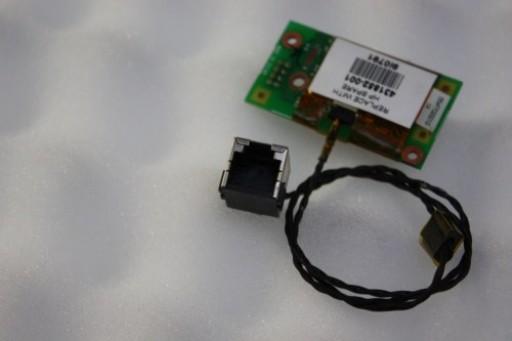 HP Pavilion dv2000 Modem Card Cable Socket 431852-001 417083-001