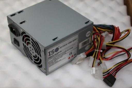 ISO ISO-450PP 4S 350W ATX PSU Power Supply
