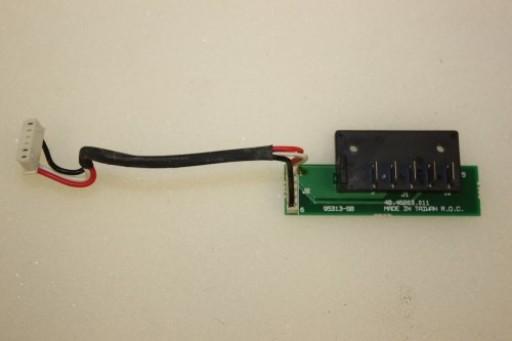 Fujitsu ICL ErgoLite X Battery Charger Board 48.46203.001