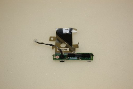 Dell Latitude C540 C640 MIC Microphone Cable LED Board 817XP