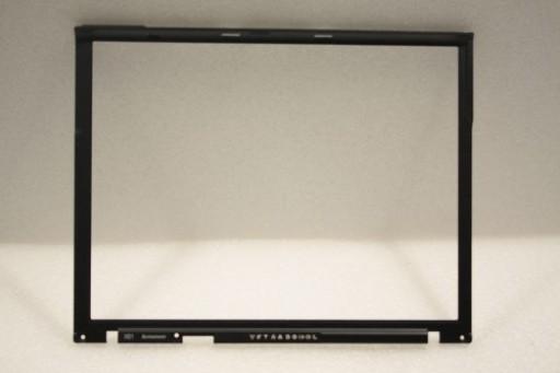 Lenovo ThinkPad X61 LCD Screen Bezel 42X3937