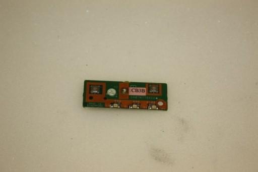 Dell Latitude C540 C640 Power Button LED Board TM7TB4B6