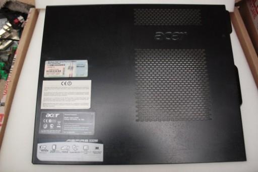 Acer Aspire X3200 Side Door Panel Cover Case
