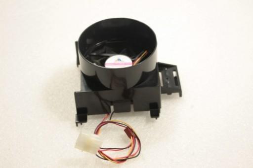 GlacialTech F128025BL 80mm x 25mm 3Pin Case Fan Shroud