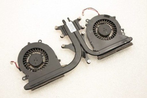 Samsung 700Z NP700Z5A Twin Fan Heatsink BA62-00632A