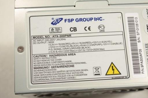FSP Group Inc ATX-300PNR 300W PSU Power Supply 9PA300AF05