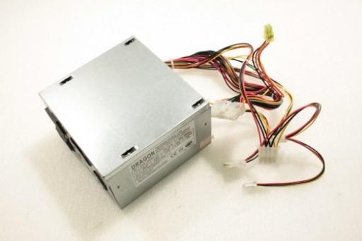 Dragon RoHS CE ATX P4 400W PSU Power Supply DR01XC