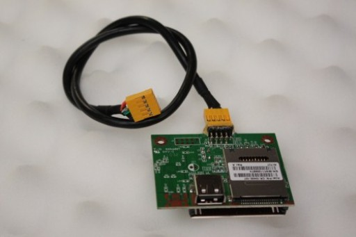 Acer Aspire AX3400 AX3960 CR.10400.107 USB Card Reader Board