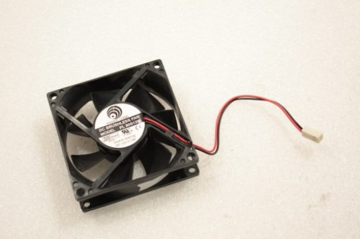 Power Logic 80mm x 25mm Cooling Fan PL80S12M