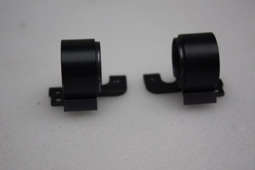 Sony VGN-AW Hinge Covers All Black Set of Left & Right