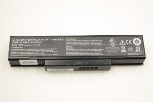 Advent 7113 PCMCIA Dummy Plate