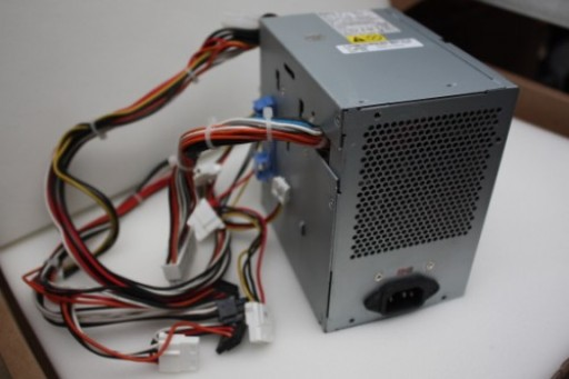 Dell L375P-00 PS-6371-1DF-LF P8401 WM283 375W Power Supply