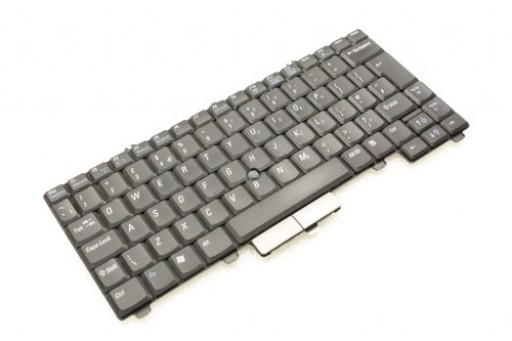 Genuine Dell Latitude D410 Keyboard NSK-D410U K5618