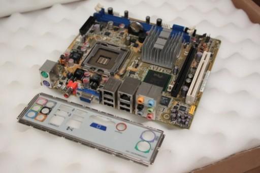 HP Pavilion s3110 5188-7103 Asus IPILP-AR Socket LGA775 Motherboard