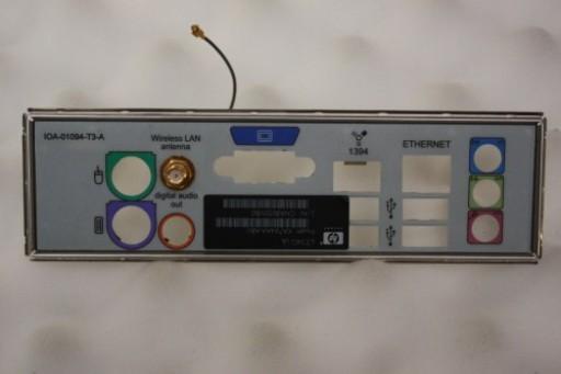 HP Pavilion SlimLine s3000 IOA-01094-T3-A I/O Plate Shield