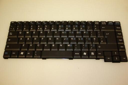 Genuine Fujitsu Siemens Amilo L7310GW Keyboard 531080280004