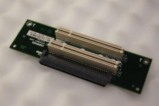Compaq PCI Raiser Card 252609-001 011242-001