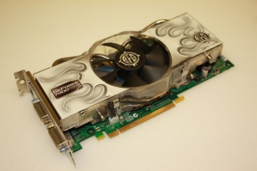 BFG nVidia GeForce 7900 GTX 512MB 256bit PCI Express Dual DVI Graphics Card