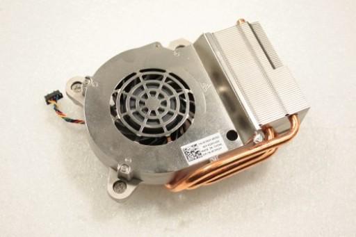 Dell OptiPlex 780 USFF CPU Heatsink Cooling Fan C992Y