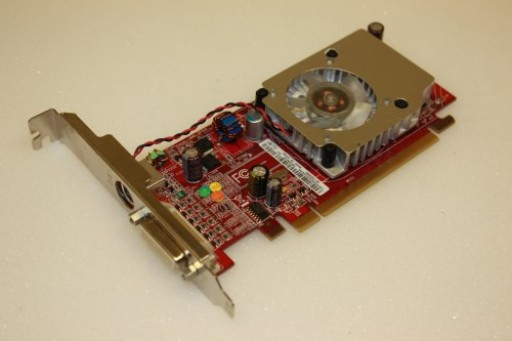 ATi Radeon HD 2400 XT 256MB DMS-59 PCI-e Dual View Graphics Card 46R4160