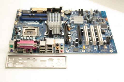 Intel Desktop Motherboard LGA775 ATX Socket i955X D955XBK C96732-406