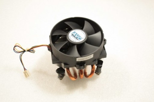 AVC Z9M741T CPU Heatsink Cooling Fan 4-Pin Socket 775