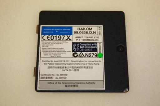 HP OmniBook XE2 RAM Memory Cover 99.0636.D.N