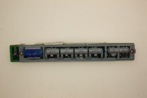HP OmniBook XE2 Media Button Board 33LT5CB0004