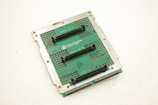 Silicon Graphics Octane SCSI Backplane 030-0885-003 Rev:B